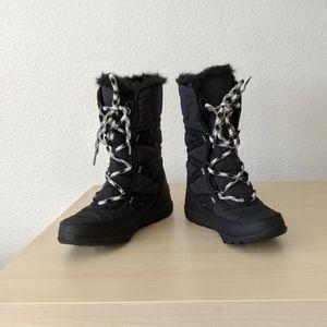 SOREL Whitney Tall Lace II Black